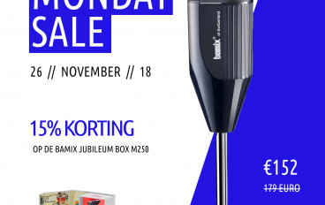 Cyber Monday post NL